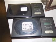 Sale 8422 - Lot 81 - Digital Pocket Scales (4)