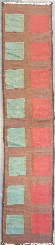 Sale 8805 - Lot 1029 - Persian Kilim Runner (324 x 66cm)