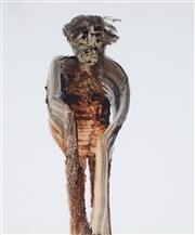 Sale 8976A - Lot 5004 - Sidney Nolan (1917 - 1992) - Untitled (Figure) 31.5 x 25.5 cm (frame: 56 x 50 x 4 cm)