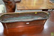 Sale 8460 - Lot 1006 - 19th Century Oblong Copper Fish Pan