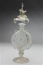 Sale 8662 - Lot 88 - Murano Art Glass Perfume Bottle