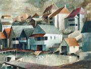 Sale 8665 - Lot 501 - Dorothy Atkins (1914 - 1997) - Balmain 37 x 34.5cm