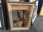 Sale 8707 - Lot 2030 - Sali Hermann Print -