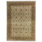 Sale 9061C - Lot 12 - Indian Fine Jaipuri, 270x370cm, Handspun Wool