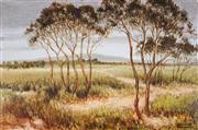 Sale 9047A - Lot 5078 - George Needham (1903 - 1985) - Bush Landscape 60 x 90.5 cm (frame: 71 x 102 x 2 cm)