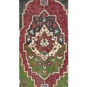Sale 9061C - Lot 33 - India Revival Vintage Rug, 150x240cm, Handspun Wool