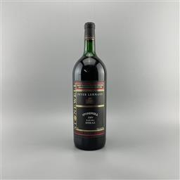 Sale 9173W - Lot 799 - 1989 Peter Lehmann Stonewell Shiraz, Barossa Valley - 1500ml magnum, very high shoulder