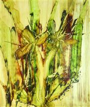 Sale 9002A - Lot 5023 - Sidney Nolan (1917 - 1992) - Bush Flora, 1968 30 x 24 cm