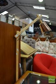 Sale 8480 - Lot 1137 - Modern Standing Lamp