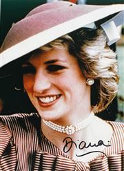Sale 8555A - Lot 5011 - Princess Diana