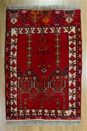 Sale 8643C - Lot 93 - Persian Shiraz 140cm x 85cm