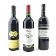 Sale 8660 - Lot 781 - 1x 1998 South Australian Drinking Parcel - Penfolds Magill Estate Shiraz, Adelaide; Katnooks Estate Cabernet Sauvignon, Coonawarra...