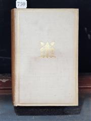 Sale 8822B - Lot 730 - Volume 1 of 2 The Decameron, of Giovanni Boccaccio, trans J.M. Rigg, pub. Navarre Society Ltd,