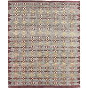 Sale 8914C - Lot 40 - India Scandi Revival Carpet, 243x292cm, Handspun Wool
