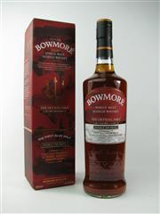 Sale 8367 - Lot 788 - 1x Bowmore Distillery The Devils Casks - Limited Release III Islay Single Malt Scotch Whisky - 56.7% ABV, 700ml in box