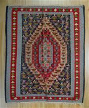 Sale 8643C - Lot 94 - Persian Sana 115cm x 122cm