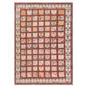 Sale 9061C - Lot 57 - Persian Shahsavan Kilim Carpet, 205x290cm, Handspun Wool