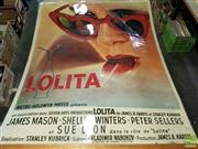 Sale 8474 - Lot 2085 - Laminated Lolita Poster
