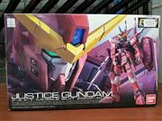 Sale 8789 - Lot 2180 - Boxed JUSTICE GUNDAM Z.A.M.T Mobile Suit ZGMF-XO9A by Ban Dai