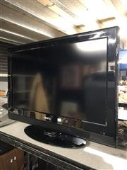 Sale 8819 - Lot 2254 - Neon IQ Tv with Remote In Office