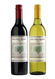 Sale 8528W - Lot 17 - 1x Lone Quince Mixed Dozen. 6 Bottles x Lone Quince Cabernet Merlot - 'A wine with high cheek bones'… Cabernet Sauvignon 86%; Merlot...