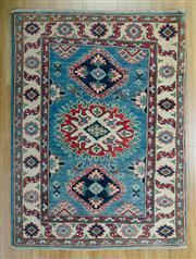 Sale 8643C - Lot 96 - Afghan Kazak 116cm x 84cm