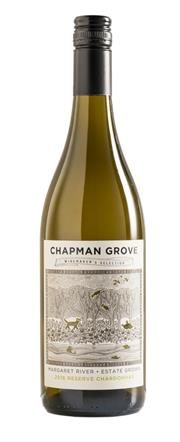 Sale 8528W - Lot 55 - 12x 2016 Chapman Grove Reserve Chardonnay. My pick for a classic winter chardonnay... This wine is attractive with aromas of alm...