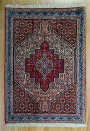 Sale 8643C - Lot 97 - Persian Bidjar 107cm x 76cm