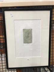 Sale 8726 - Lot 2027 - Max Miller - Banksia, etching 8/20, SLR