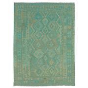Sale 9061C - Lot 24 - AFGHAN MAYMANA KILIM, 175X235cm, Handspun Wool