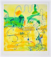 Sale 8339A - Lot 545 - John Olsen (1928 - ) - Frog Dance 85 x 80cm