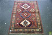 Sale 8371 - Lot 1094 - Persian Shiraz (140 x 102cm)