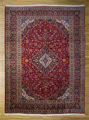 Sale 8566C - Lot 6 - Persian Kashan 392cm x 295cm