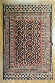 Sale 8643C - Lot 99 - Persian Somak 190cm x 116cm