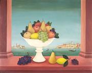 Sale 8938 - Lot 516 - Frances Jones (1923 - 1999) - Santa Marea Della Salute 59 x 74.5 cm