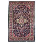 Sale 8914C - Lot 46 - Persian Vintage Fine Kashan Rug, 210x136cm, Handspun Wool