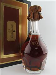 Sale 8439 - Lot 703 - 1x Courvoisier VOC Cognac - limited edition in Baccarat Crystal 750ml decanter with stopper in box