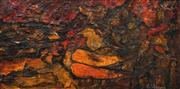 Sale 8518 - Lot 2007 - Ian Van Wieringen (1944 - ) - Landscape 60 x 121cm