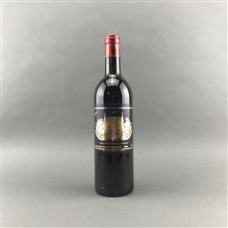 Sale 9120 - Lot 1043 - 1978 Chateau Palmer, 3me Cru Classe, Margaux - very high shoulder