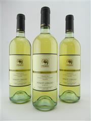 Sale 8403W - Lot 34 - 3x 2011 Pighin Pinot Grigio, Friuli