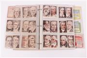 Sale 9010D - Lot 780 - Album Of Trade Cards Including Stamina