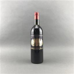 Sale 9120 - Lot 1044 - 1978 Chateau Palmer, 3me Cru Classe, Margaux - high shoulder