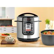 Sale 8288B - Lot 6 - Kitchen Couture 6 Litre, 1000 Watt, Multi Function Pressure Cooker, RRP $199, Brand New in Box