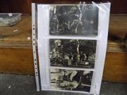 Sale 8419T - Lot 2078 - Michael Gem (3 works) - David Gulpilil (On set), 1975 12.5 x 20cm, each