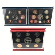 Sale 8618 - Lot 62 - British Royal Mint Proof and Uncirculated Coin Sets