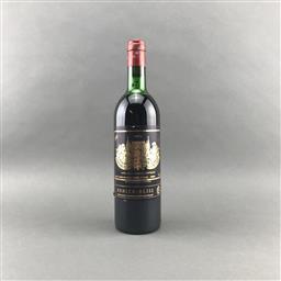 Sale 9120 - Lot 1045 - 1979 Chateau Palmer, 3me Cru Classe, Margaux - high shoulder