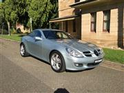 Sale 8359A - Lot 2 - 2005 Mercedes benz SLK350 convertible