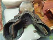Sale 8447 - Lot 1090 - Horse Saddle