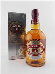 Sale 8498 - Lot 2012 - 1x Chivas Regal 12YO Blended Scotch Whksy - in box