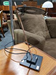 Sale 8765 - Lot 1035 - Catellani and Smith Cantre Lever Table Lamp